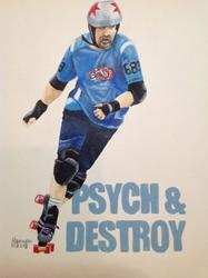Psych & Destroy